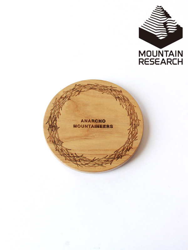 Mountain Research,マウンテンリサーチ,Wood Lid (for Cup & Mug),ウッドリブ