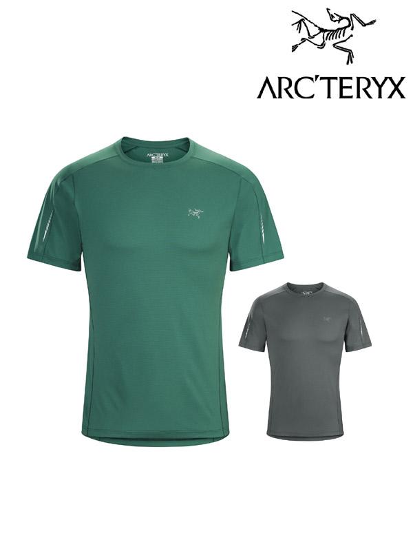 ARC'TERYX,アークテリクス,Motus Crew SS,メンズ モータス クルーネックシャツ