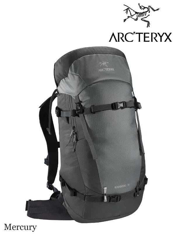 ARC'TERYX,アークテリクス,Khamski 31 Backpack,カムスキー 31 バックパック