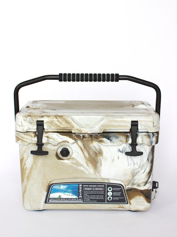ICELAND COOLER BOX,アイスランドクーラーボックス,20QT,デザートカモ