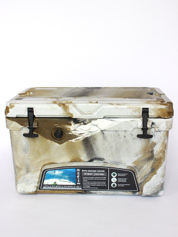 ICELAND COOLER BOX,アイスランドクーラーボックス,40QT,デザートカモ