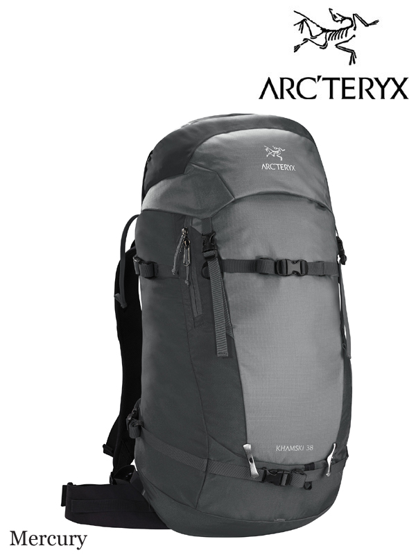 ARC'TERYX,アークテリクス,Khamski 38 Backpack,カムスキー38 バックパック