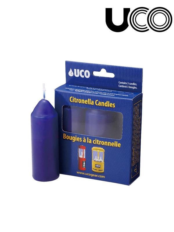 UCO,ユーコ,キャンドルランタン シトロネラ スペアキャンドル