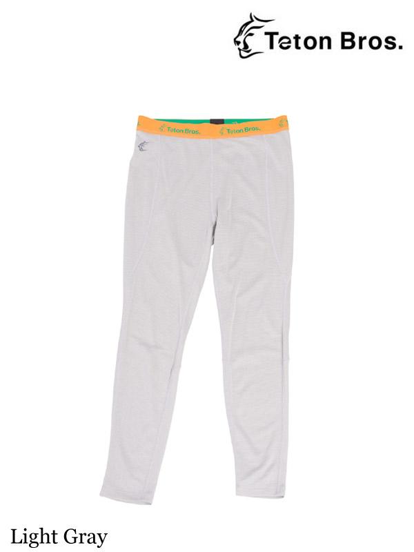 Teton Bros.,ティートンブロス,Power Wool Lite Pant,パワー ウール ライト パンツ
