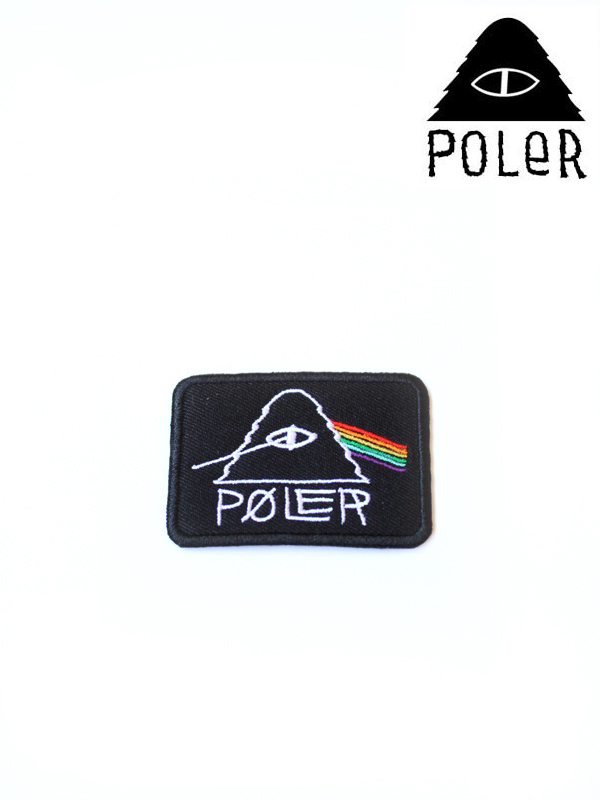POLeR, ポーラー,POLeR Iron-on Patches,アイロン オン パッチ