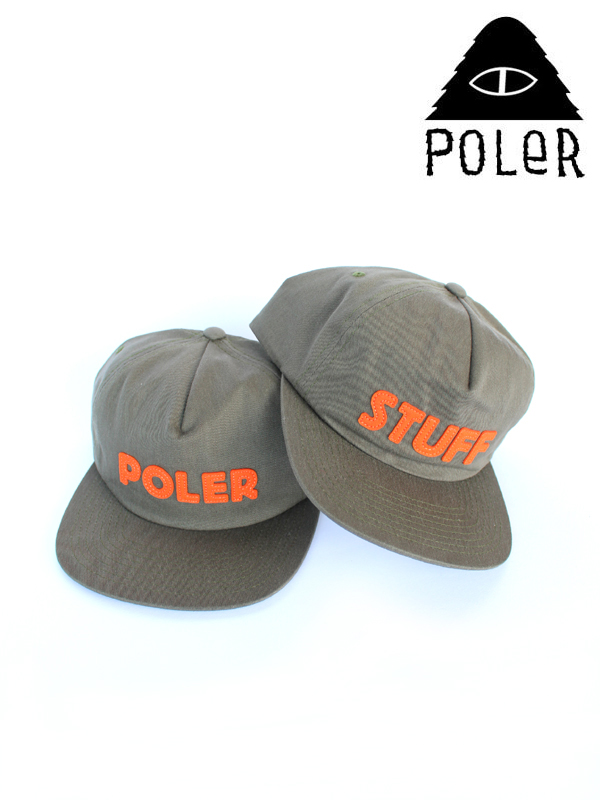 POLeR, ポーラー,The Poler Hat (COUPLES HAT) ,ポーラーハット