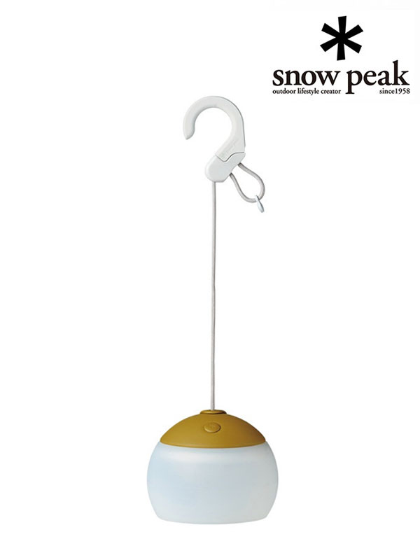 snow peak,スノーピーク,ほおずき もり [明るさ100lm]