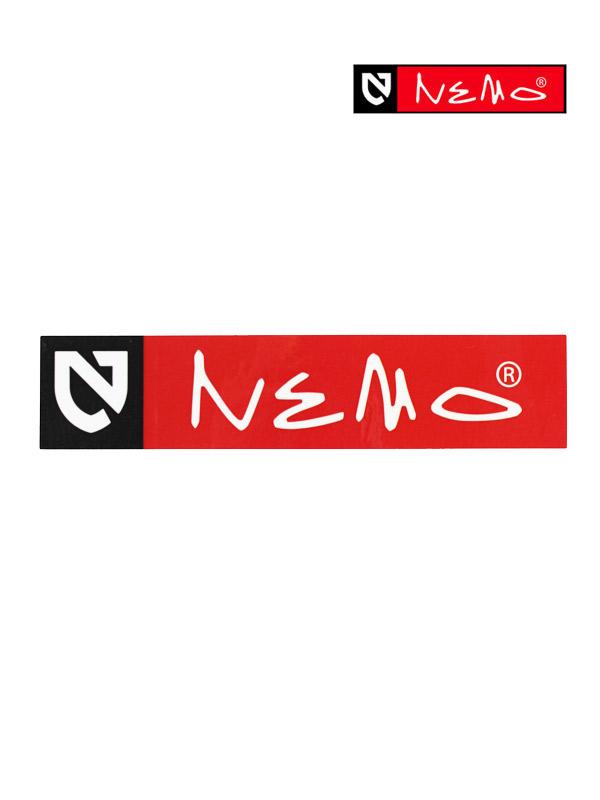 NEMO, ニーモ,ロゴステッカー