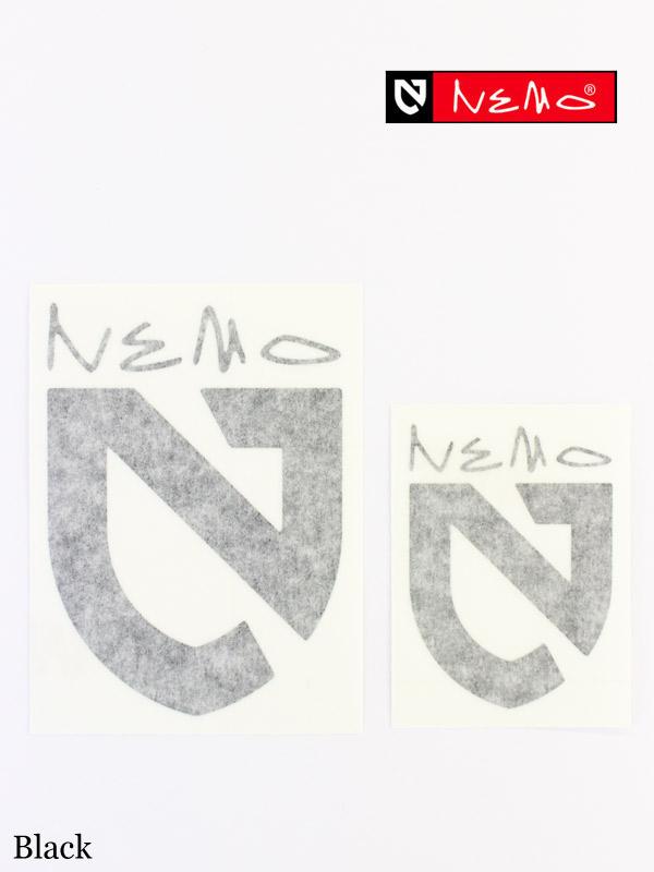 NEMO, ニーモ,シールドステッカーセット #BK