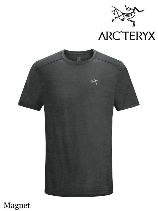 ARC'TERYX,アークテリクス,Pelion Comp Shirt SS #Magnet ,ぺリオン コンプシャツ メンズ