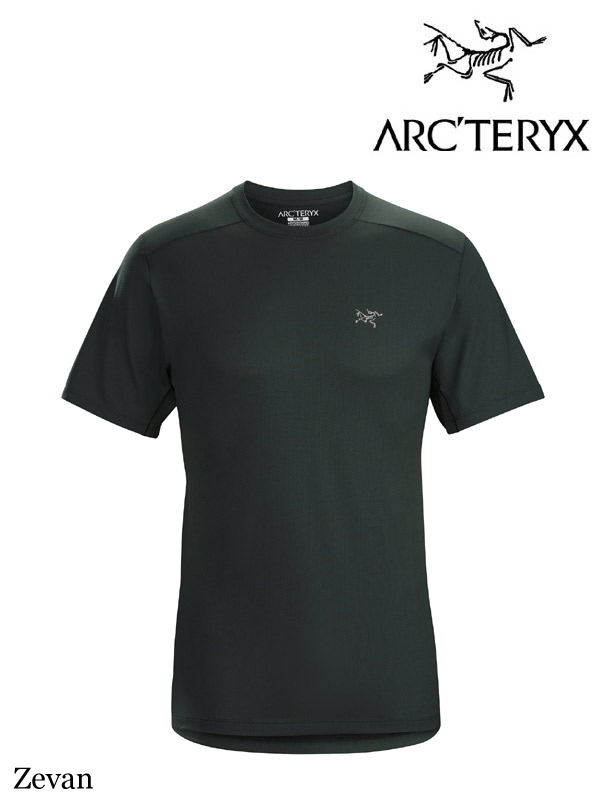 ARC'TERYX ,アークテリクス,Velox Crew SS #Zevan ,ヴェロックス クルー シャツ メンズ