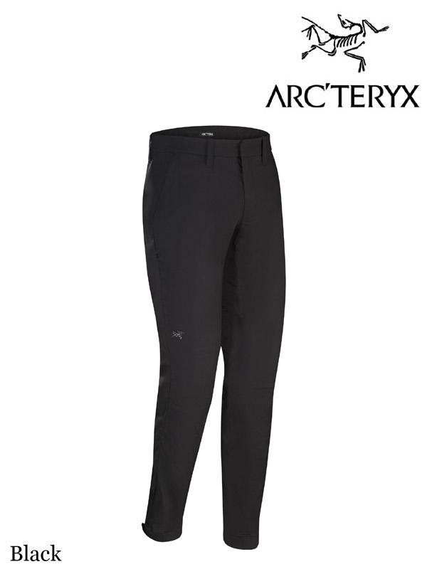 ARC'TERYX , アークテリクス,Starke Pant #Black,スターク パンツ メンズ
