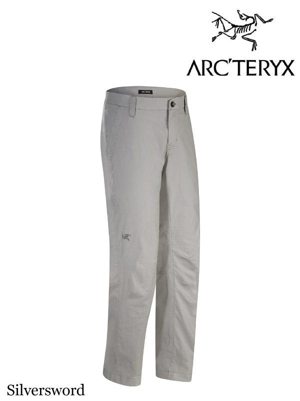 ARC'TERYX,アークテリクス, Atlin Chino Pant #Silversword ,アトリン チノパンツ メンズ