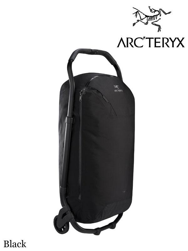 ARC'TERYX , アークテリクス,V110 Rolling Duffle #Black ,V110 ローリング ダッフル