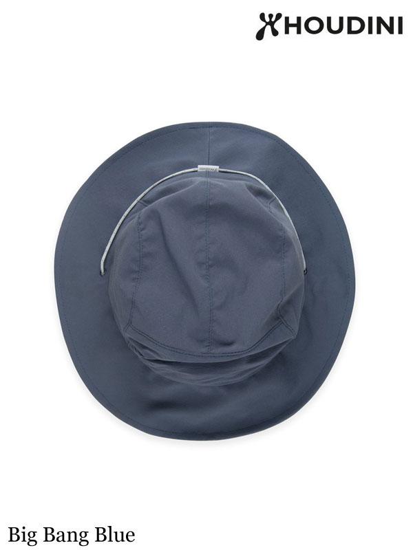 HOUDINI,フーディニ ,Bucket hat #Big Bang Blue ,バケット ハット