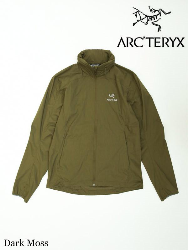 ARC'TERYX,アークテリクス ,Nodin Jacket #Dark Moss ,ノディン ジャケット メンズ