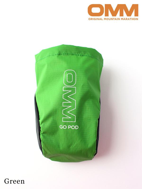 OMM,オリジナルマウンテンマラソン ,GO POD #Green ,ゴーポッド