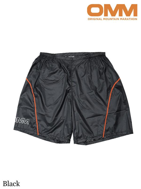 OMM,オリジナルマウンテンマラソン ,Sonic Shorts #Black ,ソニックショーツ