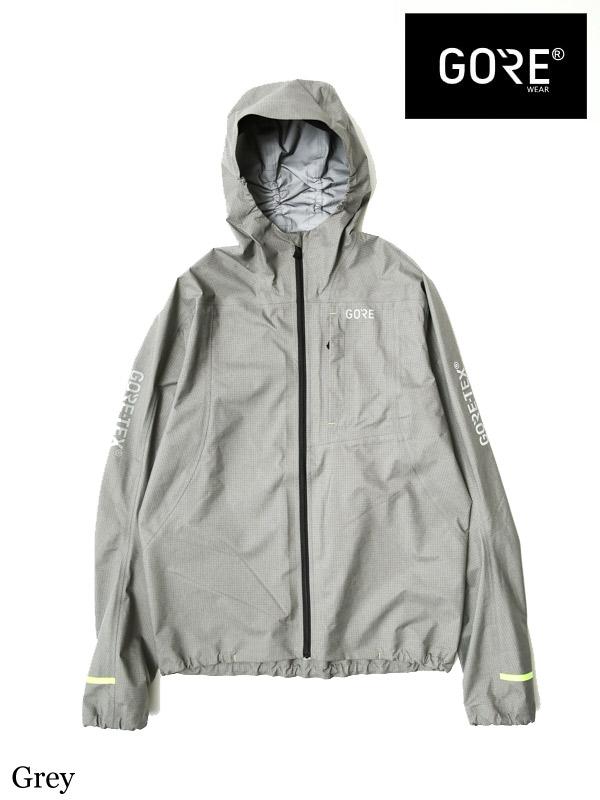 GORE WEAR,GORE C5 GORE-TEX ACTIVE Hooded Jacket #Black ,ゴア ウェア, GORE C5 ゴアテックス アクティブ フーディッド ジャケット