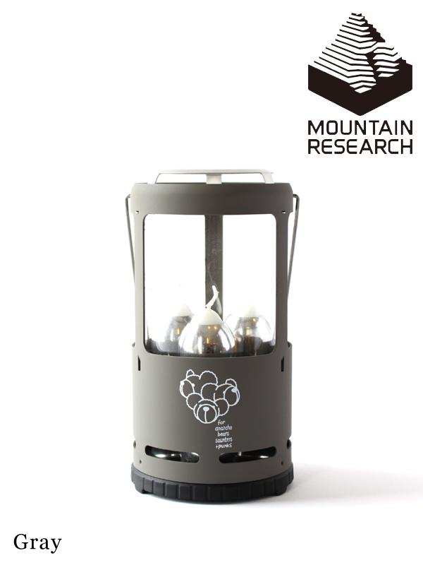 Mountain Research,マウンテンリサーチ,Anarcho Lantern #Gray,アナルコ ランタン #チャコールグレー