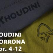 NORRONA &HOUDINI ミニポップアップイベント開催!