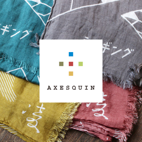 [ALL item] AXESQUIN