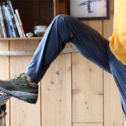 夏でも穿けるpatagoniaのロングパンツ Terrebonne Joggers & Strider Pro Pants