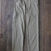 patagoniaのスッキリ穿けるQuandary Pants