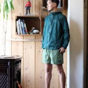 山と道 新作アイテム DW 5-Pocket Shorts & UL Rain Jacket 8月8日より店頭販売開始