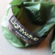 Lightwaveのテントはこれからの時季心強いです!