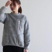 2020秋冬 and wander Women's スタイル