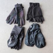 走る為の冬支度 「グローブ編」