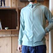 端境期の行動着としてバツグン「山と道」の Merino Hoody & Full Zip Hoody
