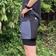春を走ろう!patagonia  Endless Run Shorts
