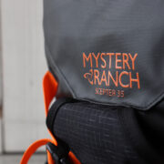 """MYSTERY RANCHのアルパインパック""""SCEPTER 35""""お取り扱い始めました!"""